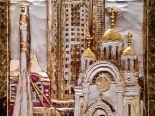 "Работа Вячеслава Квитко ""Самара - прошлое и будущее"""