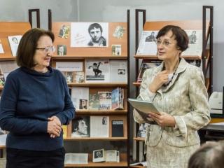 Н. Г. Зоткина и И. Шейхина