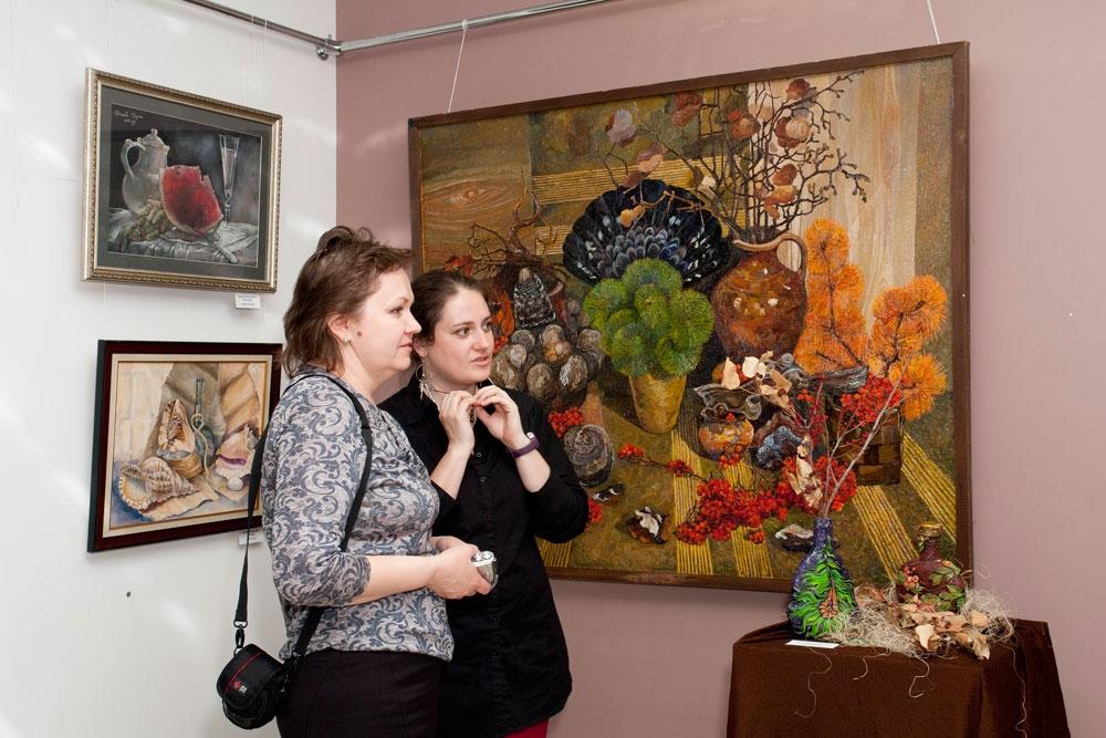 Мария Фёдорова и Наталья Хожайлова
