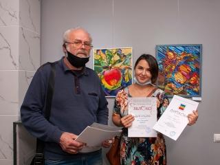 Олег Емельянов и Анна Обозова