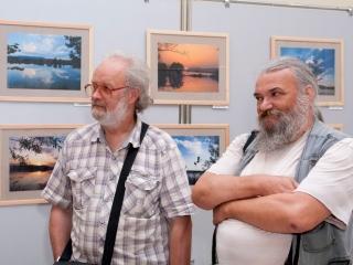 Олег Емельянов и Юлий Колесник