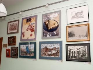 Готовая экспозиция выставки