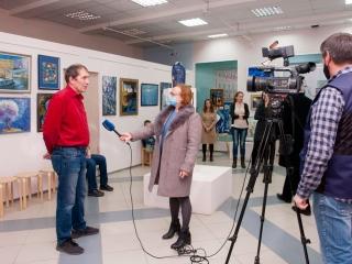 Интервью с участником выставки Александром Авдюшкиным