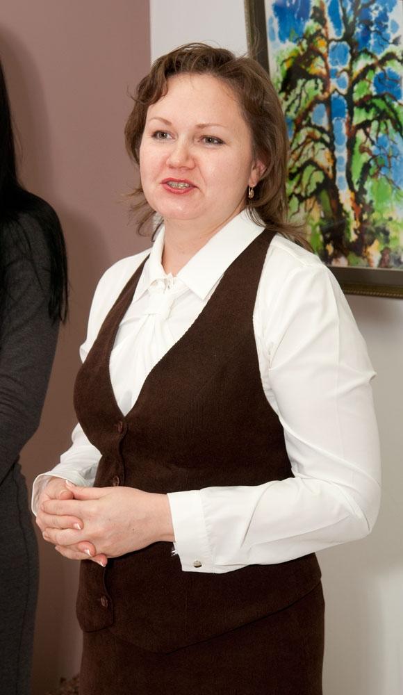 Наталья Хожайлова