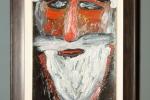 Олифанте Бабуа, холст на картоне, масло