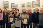 На выставке в Сызрани (8.02.2012)