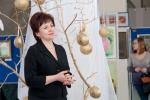 Выступает Ольга Витальевна Дидык, начальник Управления культуры, информации и рекламы г. Сызрань