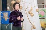 """Выступает Марина Витальевна Питьева, директор МБУ \""""Краеведческий музей г. о. Сызрань\"""""""