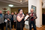 Награждение Бронзовой медалью ТСХР Елены Малыгиной