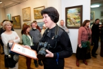 Награждение Бронзовой медалью ТСХР Татьяны Казаковой