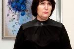 Выставку открывает заместитель председателя правления союза Татьяна Казакова